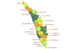 Kerala Districts