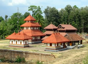 Manikavu Temple   wayanad