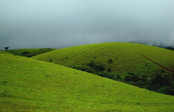 Honeymoon through hills backwaters