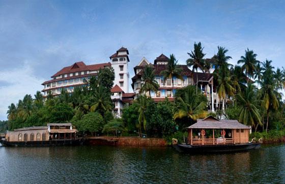 Raviz Kollam Resort