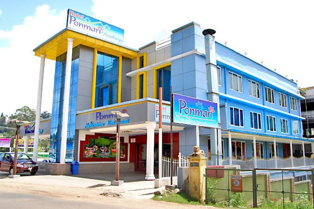 Ponmari Residency Ooty