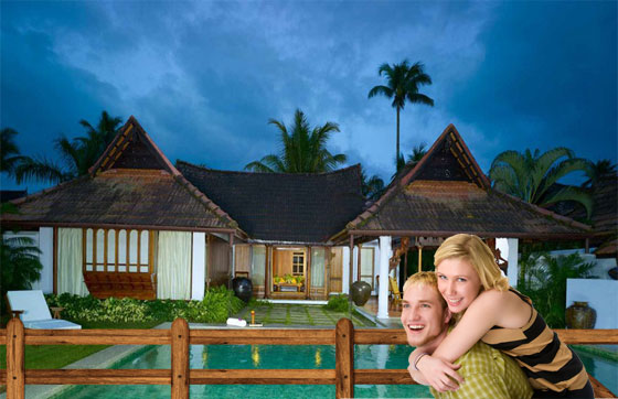 Kerala honeymoon holidays